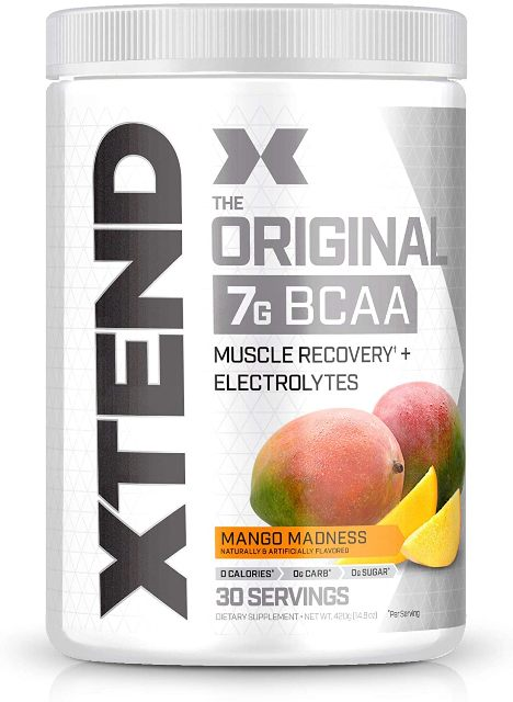 Branched-Chain Amino Acids for Muscle Building Gains