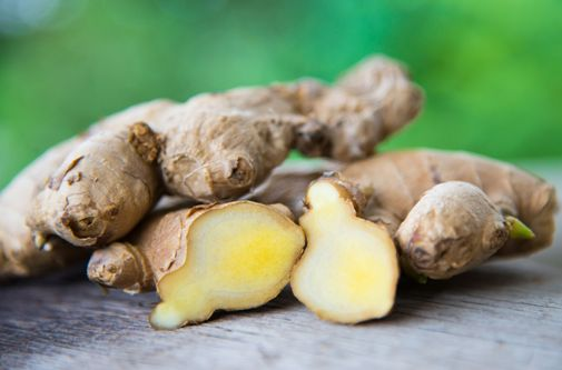 Ginger - Which Foods Increase Metabolism